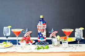 Cocktail Parties Ideas - diy cocktail bar 4th of july cocktail party ideas plating pixels
