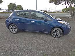 nissan leaf battery upgrade 2016 nissan leaf sl test drive nikjmiles com