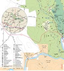 Virginia State Parks Map Maps Cook Forest Cook Forest Maps Maps U0026 Directions
