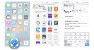 how to use the smart search bar in safari on iphone and ipad imore