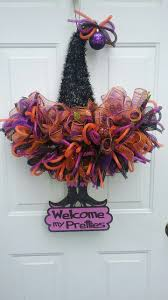 Pinterest Halloween Wreaths by 250 Best Deco Mesh Wreaths Made By Debbie Snyder Images On