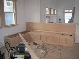 Built In Kitchen Designs Built In Bench In Kitchen 124 Home Design With Built In Kitchen