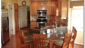 Kitchen Freestanding Island Favorable Freestanding Kitchen Island With Seating Canada Tags