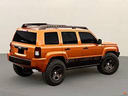 orange jeep lifted 2016 jeep patriot lifted news reviews msrp ratings with