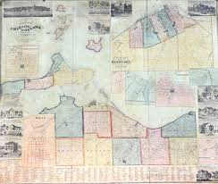 County Maps Of Ohio by Historical Maps Erie County Ohio Historical Society Resources