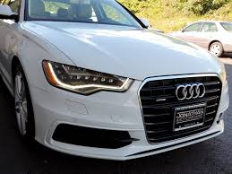 audi a6 headlights 2014 audi a6 3 0t quattro prestige stock 123115 for sale near