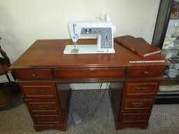 Singer Sewing Machine With Cabinet by Norcal Online Estate Auctions U0026 Estate Sales Lot 72 Vintage