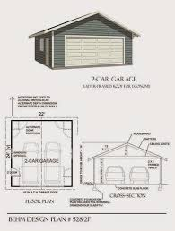 detached 2 car garage plans apartments 2 car garage plans garage plans blog behm design plan