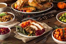 an easy mess free thanksgiving dinner this year