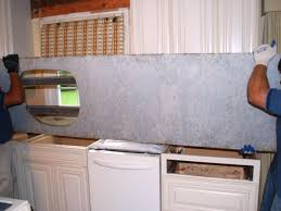 install a granite kitchen countertop tos diy