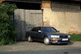 93 lexus ls400 myths and legends lexus ls400 the about cars