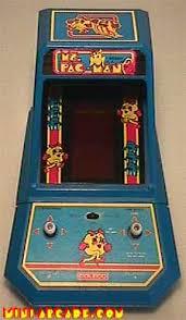 Ms Pacman Cabinet Ms Pacman