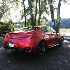 infiniti qx60 red road test 2017 infiniti q60 red sport 400 the intelligent driver