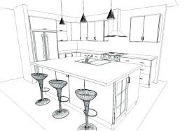 comment dessiner une cuisine dessiner sa cuisine cuisine dessiner sa cuisine avec leroy merlin