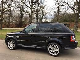 range rover sport diesel land rover range rover sport sd v6 hse luxury pack station wagon