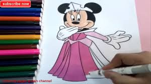 colouring for girls princess aurora sleeping beauty coloring
