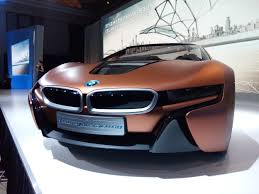 futuristic cars bmw with project i bmw is thinking much bigger than another self