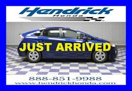 Toyota Prius Interior Dimensions Used 2011 Toyota Prius For Sale Raleigh Nc Cary Sh1710a