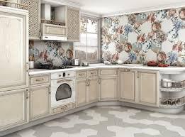carrelage design cuisine carrelage hexagonal tendance idées de couleurs et designs