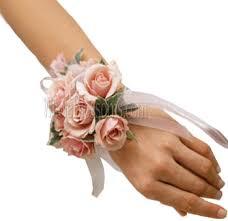 corsage flowers spray wrist corsage flower