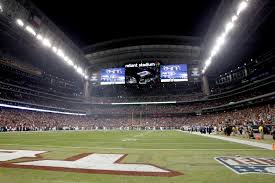Houston Texans Stadium by Nfl Says They Want The Roof Open At Nrg For Super Bowl Li Cbs