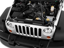 2011 Wrangler Image 2011 Jeep Wrangler Unlimited 4wd 4 Door Rubicon Engine