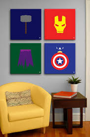 Avengers Table And Chairs 10 Best Marvel Avengers Wall Decor Ideas Home Design And Interior