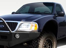 widebody tundra duraflex bulge style off road fenders for trucks and suvs