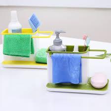 kitchen sponge holder soap dish bone color kitchen sink utensil holder best ideas