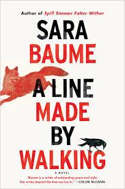 review u0027a line made by walking u0027 by sara baume startribune com