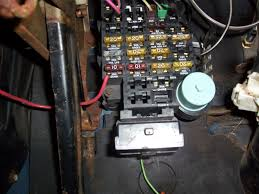 fuse for 1995 chevy box van wiring diagrams