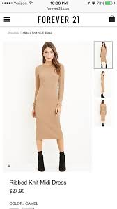 midi dresses sleeved bodycon off the shoulder more forever