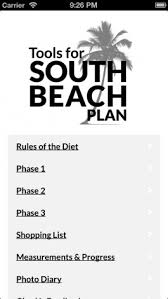 south beach diet tools yoga on south beach