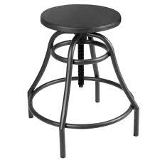 Drafting Table Stools by Bar Stools Leather Bar Stools Industrial Metal Stools Vintage