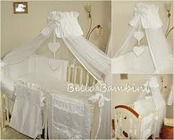 Baby Bed Net Canopy by Luxury Canopy Drape U0026 Holder 480 X 175cm For Baby Cot Cot Bed Ebay
