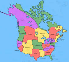 Map Of Canada And Us Us Canada Maps Archives Maps For Design Download Map Of Canada