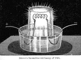 The Invention Of The Light Bulb No 1330 Electric Lights Before Edison