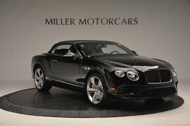 bentley continental 2016 black 2016 bentley continental gt v8 s convertible stock b1123 for
