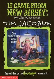 the secret life of tim jacobus u0027goosebumps u0027 illustrator digg