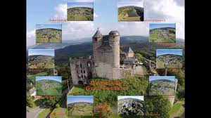 Bad Greifensteine Gemeinde Greifenstein Luftaufnahmen Youtube