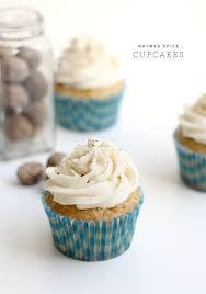 nutmeg spice cupcakes match day the fauxmartha