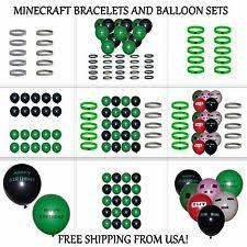 minecraft party decorations minecraft party supplies ebay