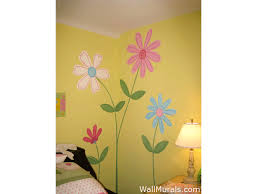 Girls Room Wall Murals Examples Of Wall Murals For Girls - Girls bedroom wall murals