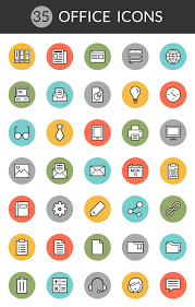 sets of workspace icons