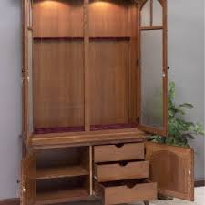 In Wall Security Cabinet Furniture Very Spectacular Storage Gun Cabinets Ideas In Your