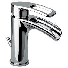 Amazon Bathroom Faucets by Glacier Bay Kiso Single Hole 1 Handle Low Arc Bathroom Faucet In