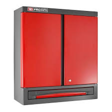 wall mounted tool cabinet facom jetline wall mount tool cabinet 1 drawer 810mm 2201