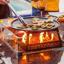 dragon fire pit firepit petagadget