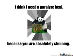 Pick Up Line Panda Meme - pick up line panda by eric sweet meme center
