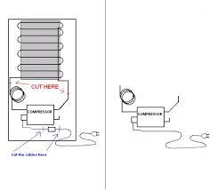 how to modify a fridge compressor into a silent air compressor 3